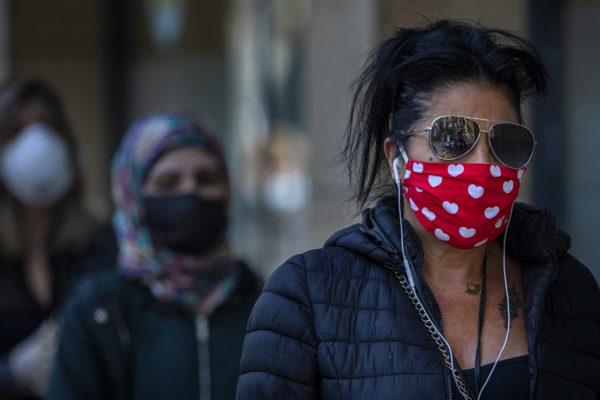 A message from Councilmember Hans Riemer regarding face masks and shields