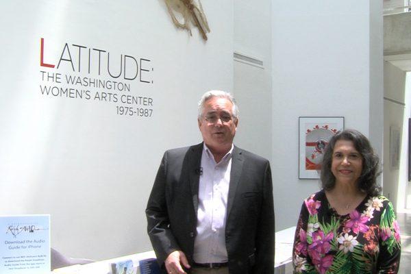 LATITUDE: American University The Katzen Art Center