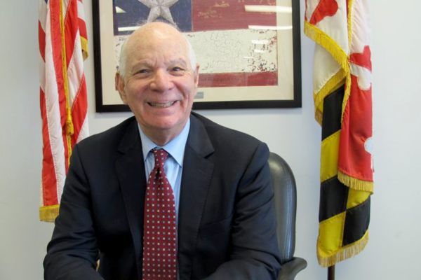 Virtual Discussion with U.S. Senator for Maryland Ben Cardin