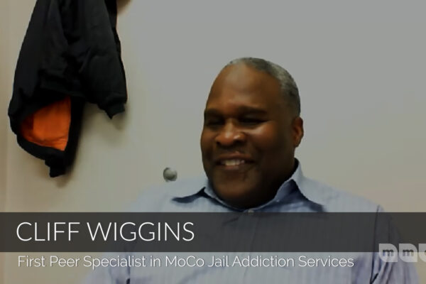 First Peer Specialist in Montgomery County Jail Addiction Services