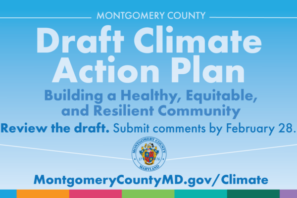Give your Feedback for the Draft Climate Action Plan
