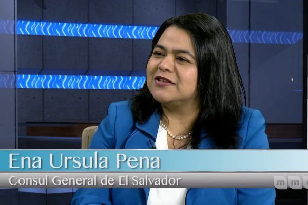 Hear from the Consul General de El Salvador (Spanish)
