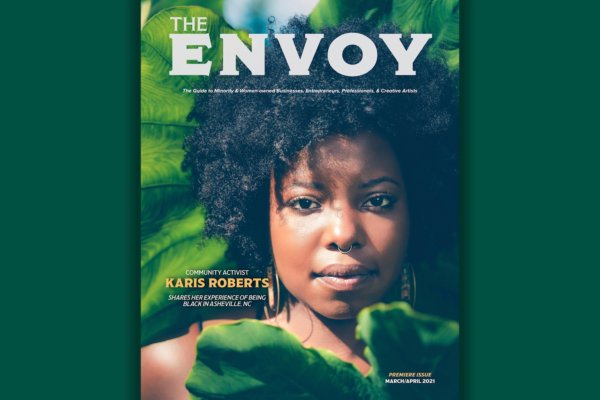 The Envoy Magazine: A Diverse Business Guide for Women & Minorities