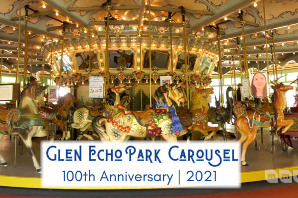Glen Echo Park Carousel 100th Anniversary!