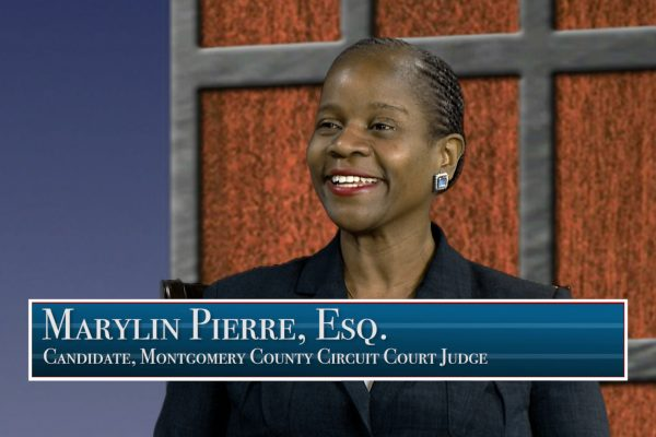 Candidate for Montgomery County Circuit Court Judge