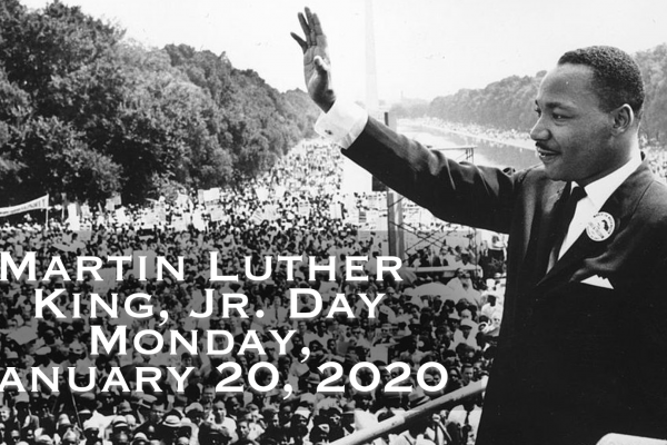 Celebrate MLK Day in Montgomery County Check out the Holiday Schedule