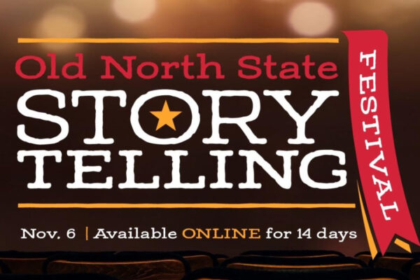 The 3rd Annual Old North State Storytelling Festival