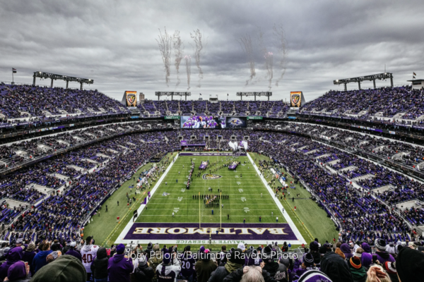 Baltimore Raven's President Talks Football Business