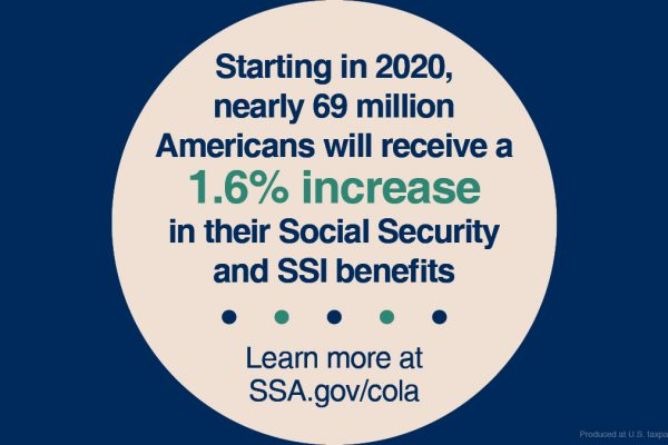 Social Security Changes for 2020 & Anti-Fraud Initiatives