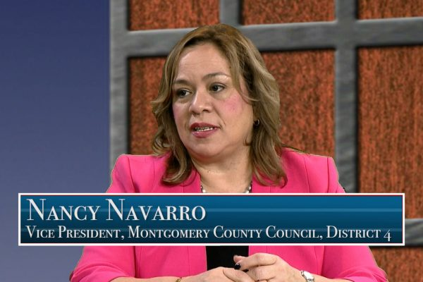Hear from Nancy Navarro, the new Vice President of the Montgomery County Council