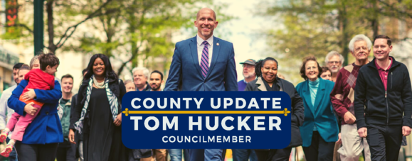 Councilmember Tom Hucker host Four Webinars for Business Owners this Week