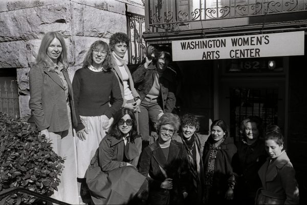 "The ""Voices of the Washington Women's Arts Center"""
