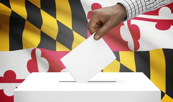 2018 Voting in Maryland and the USA