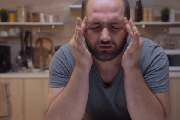 Relieving Tension Headaches with Stretching