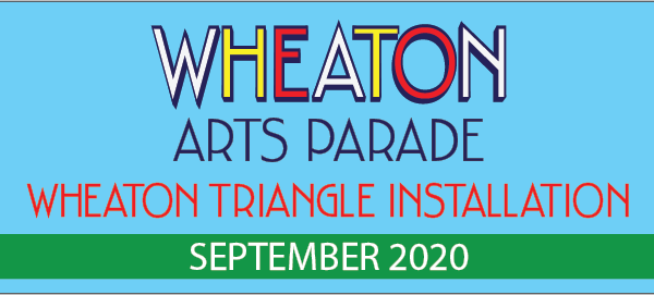 Sneak Peek of the Upcoming Wheaton Arts Parade of Pyramids September 20th-October 4th